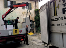 Gestione materiale industriale